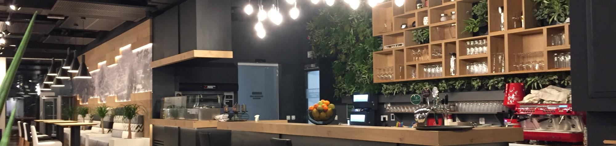 Restavracija in kavarna K5